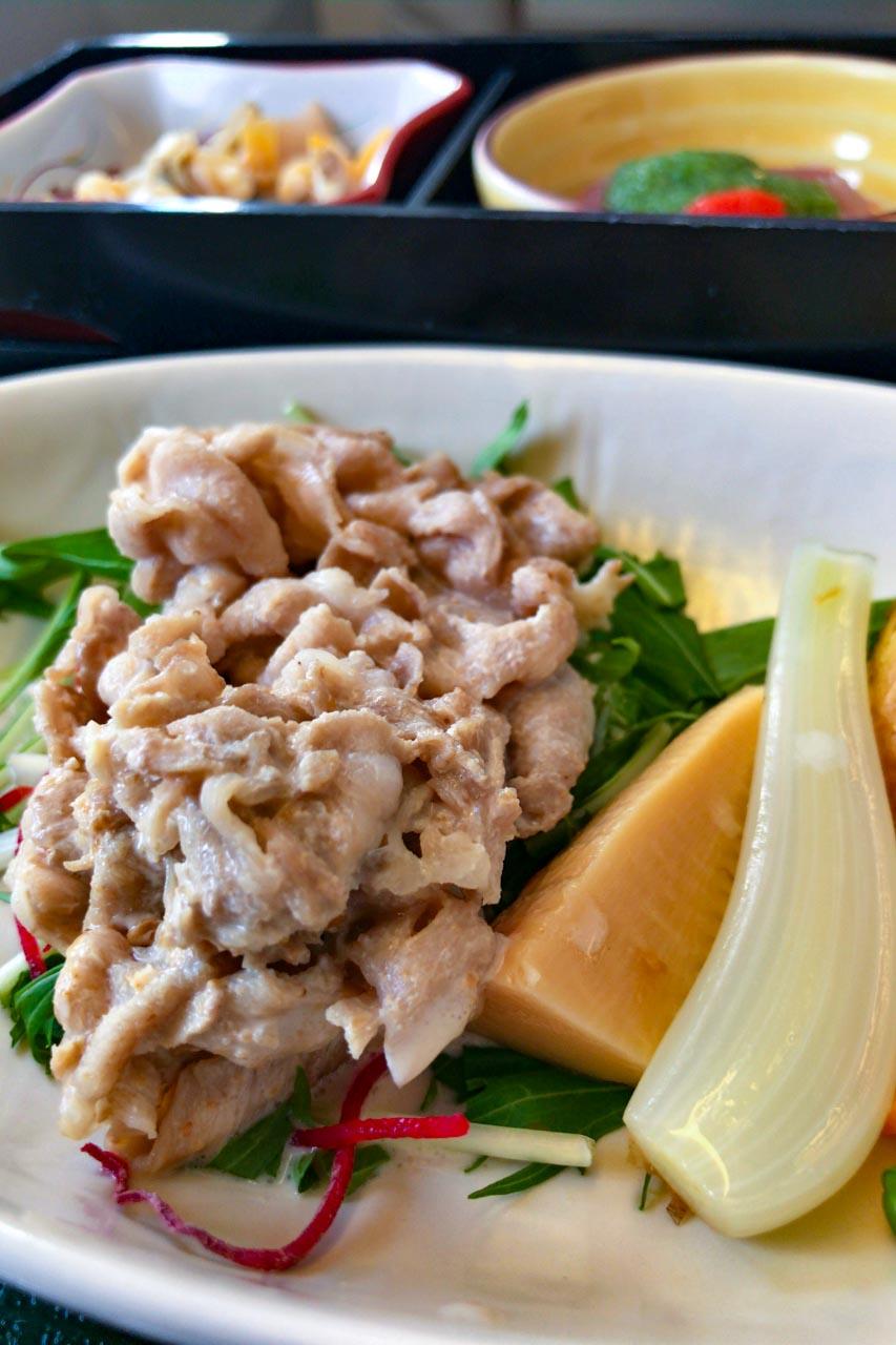 JAL513 Firstclass Lunch