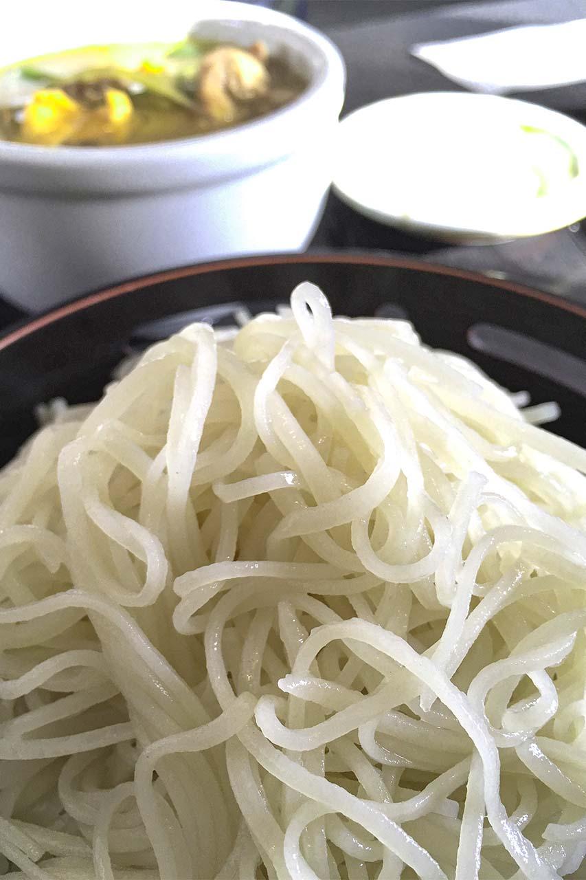福松 並蕎麦
